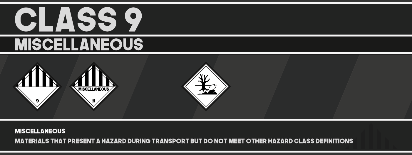 Hazardous Class 9