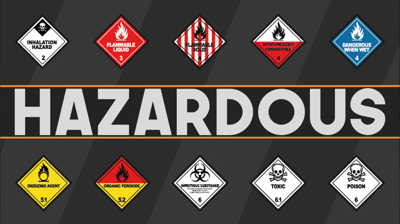 Hazardous Cover