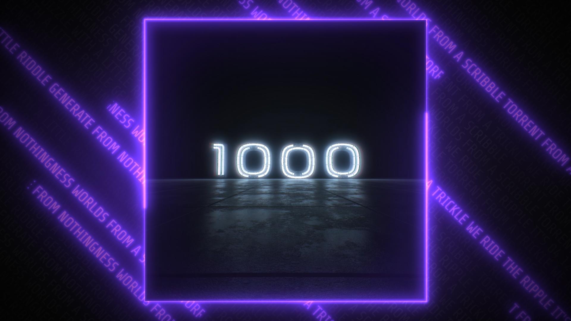 Showreel 1000